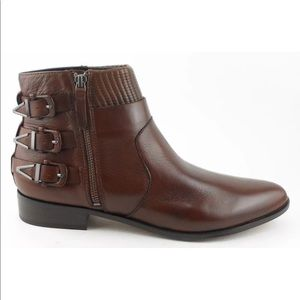 New dolce vita Ralphy chocolate leather ankle boot